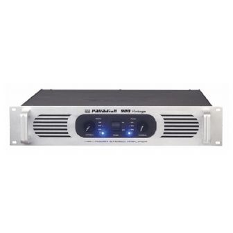 DAP-Audio P-900 2U High Power Class-AB Stereo PA Amplifier Silver | Sound | Amplifiers | DAP Audio | Lighthouse Audiovisual UK